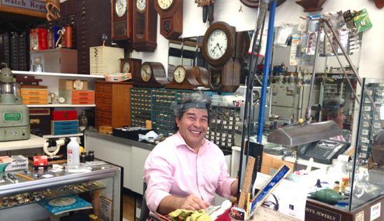 watch jewelry repair arcadia