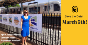 Save the date! Gold Line's grand opening March 5