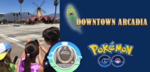 Catch the Pokémon Go Lure festival