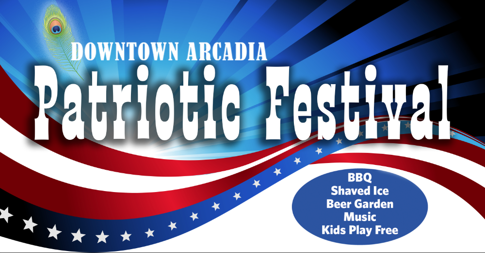 Arcadia July Fourth festival