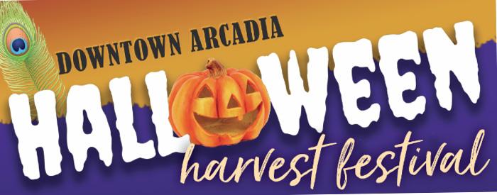 Arcadia Halloween 2020 Festival Two big giveaways at Arcadia's Halloween festival